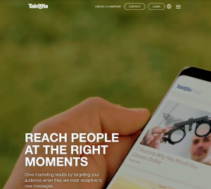 Taboola review,