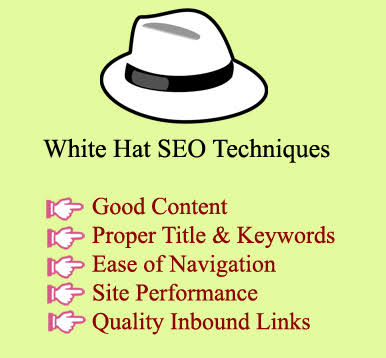 White HAT SEO Technique: Strategy to Build For Recurring